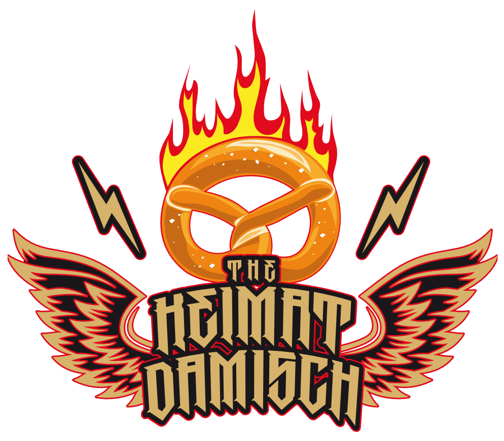 The Heimatdamisch Logo Breze